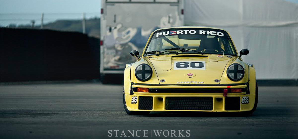 From Formula to Grand Touring - Bill Kincaid's 1976 Porsche 934
