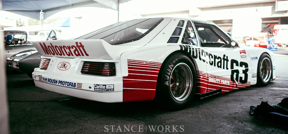 The Reign of Roush - The Trans-Am Roush Protofab Mercury Capri