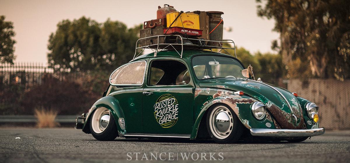 Quintessentially Californian - Dylan Rodriguez's 1967 Volkswagen Beetle