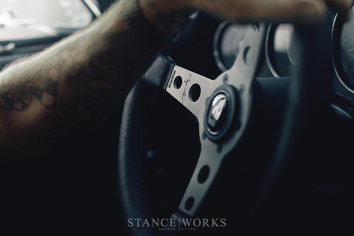 Magnus Walker MOMO Steering wheel urban outlaw (2)