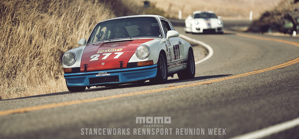 The Road to Rennsport - MOMO's Rally to Laguna Seca
