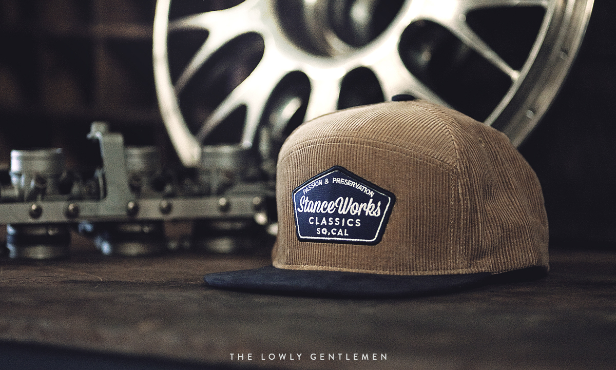 14ac67b47 Stance Works - New line of StanceWorks goods from the Lowly Gentlemen