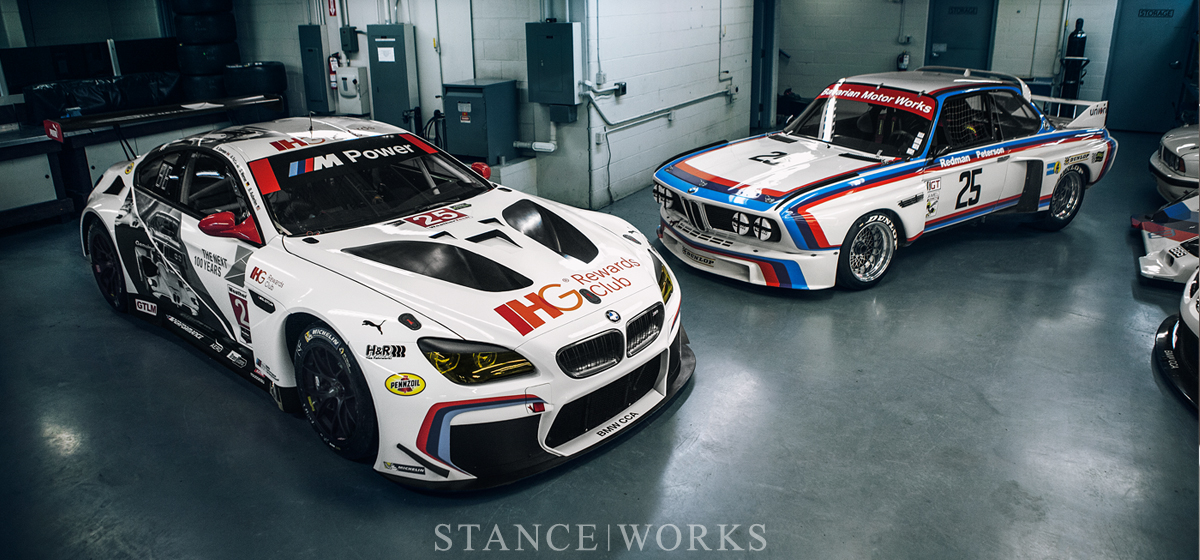 Unveiled by StanceWorks - BMW Team RLL\'s 2016 M6 GTLM Race Cars