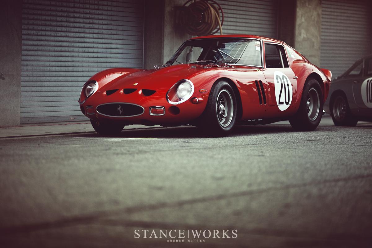 Stance Works Tom Price S 1963 Ferrari 250 Gto Berlinetta