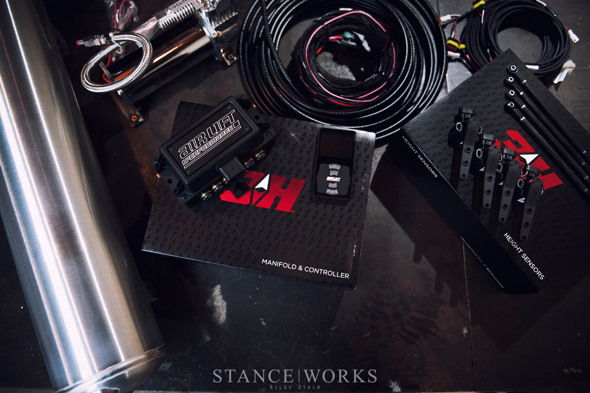 How To: StanceWorks Installs Air Lift's 3H Digital Air Ride Management