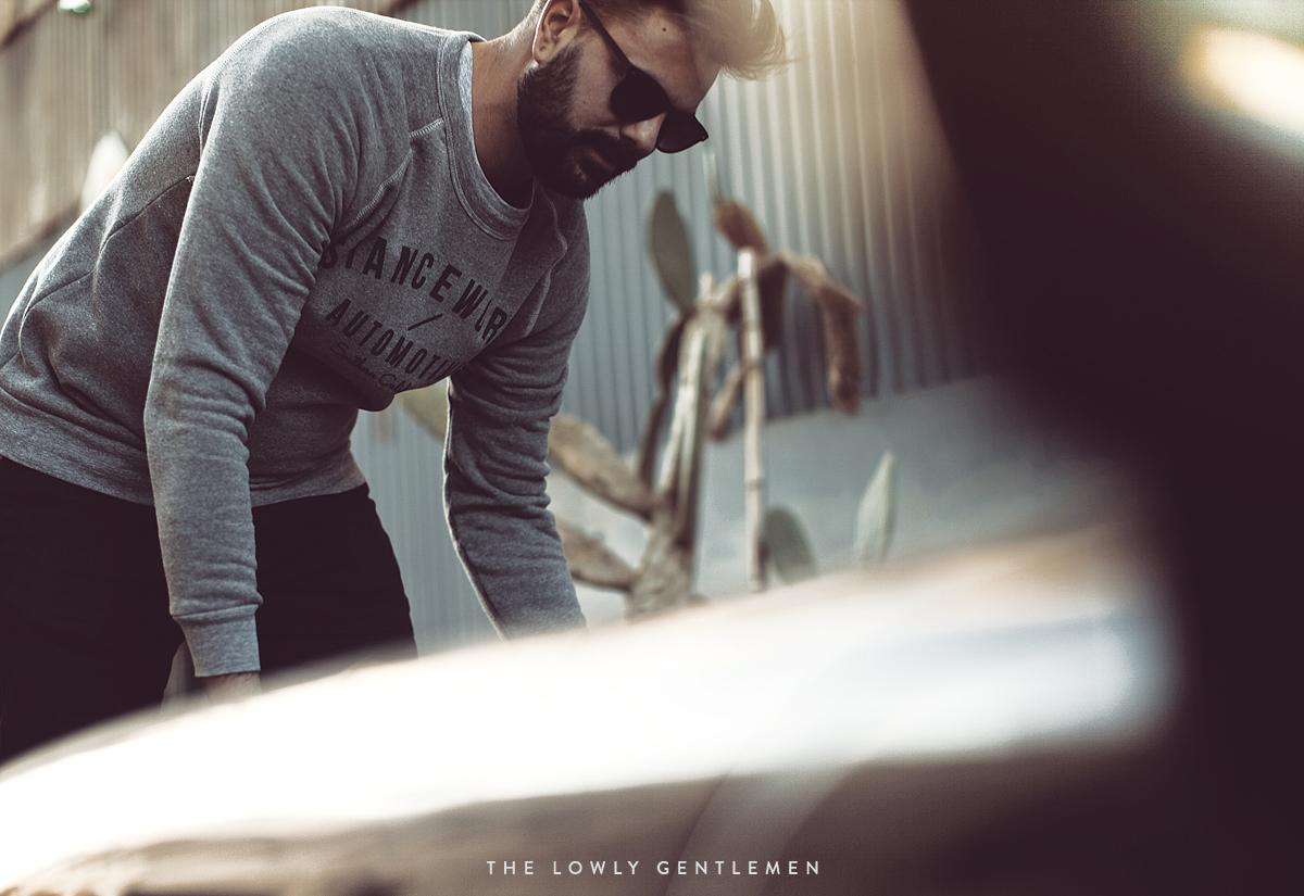 Grey-StanceWorks-Crewneck-sweatshirt