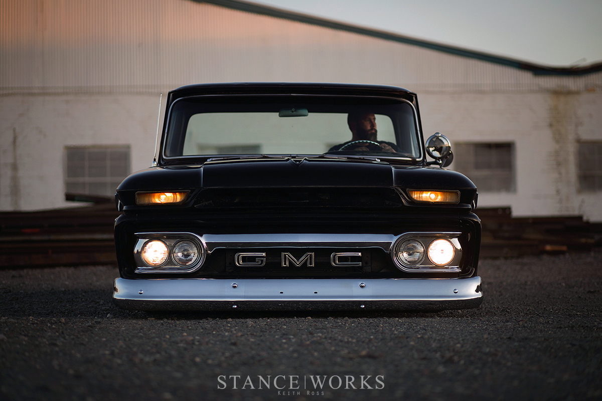 Gmc Truck For Sale >> Dave Cantrell's 1966 C10 GMC Shortbed - Captured by Keith ...