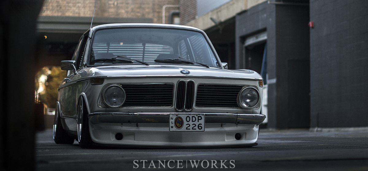 A Second Shot - Nick Tabeta's 1971 BMW 2002