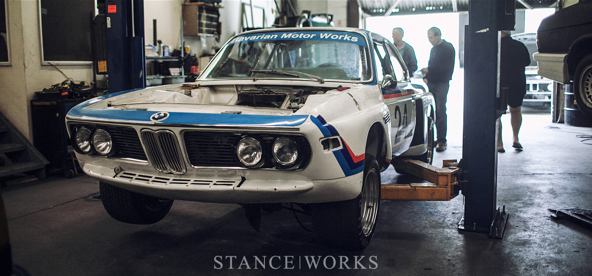 "Reconstructing a Legend - Willi Martini's Gr. 2 E9 CSL ""001/79"" - Pt. I"