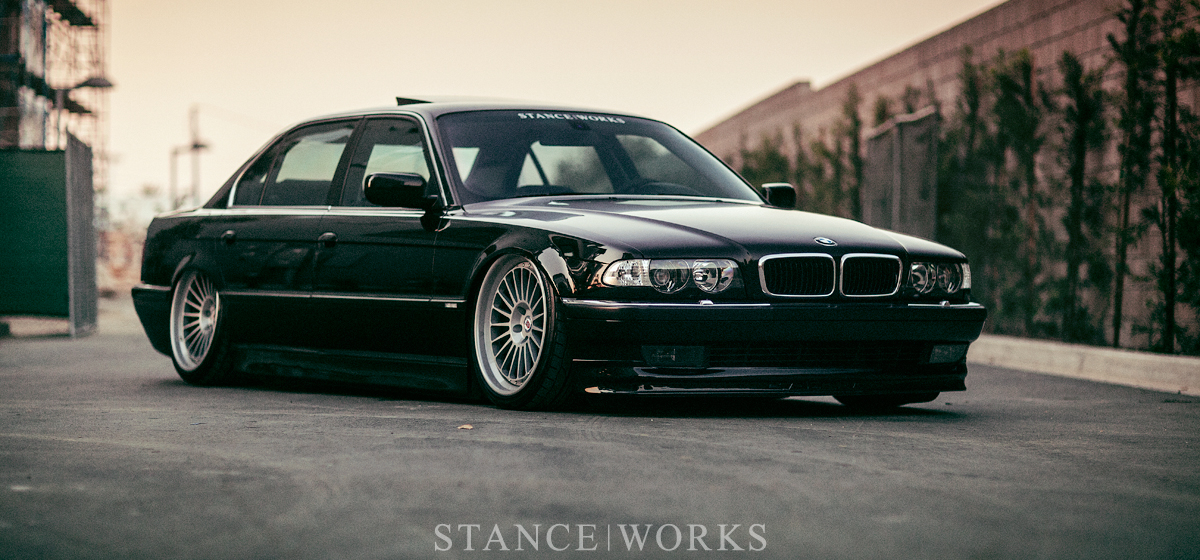 saying our farewells the stanceworks project 2000 e38. Black Bedroom Furniture Sets. Home Design Ideas
