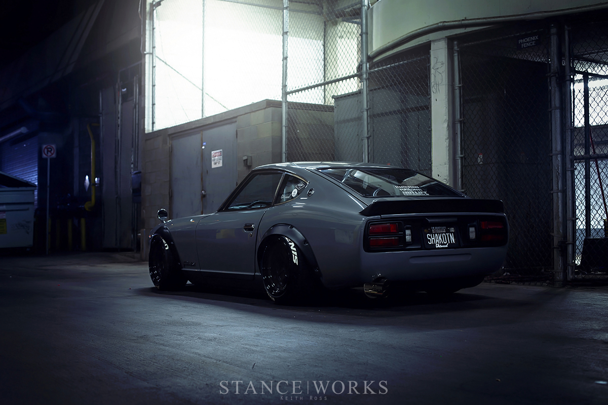 Round 2 - Keith Ross's 1977 Datsun 280Z - StanceWorks