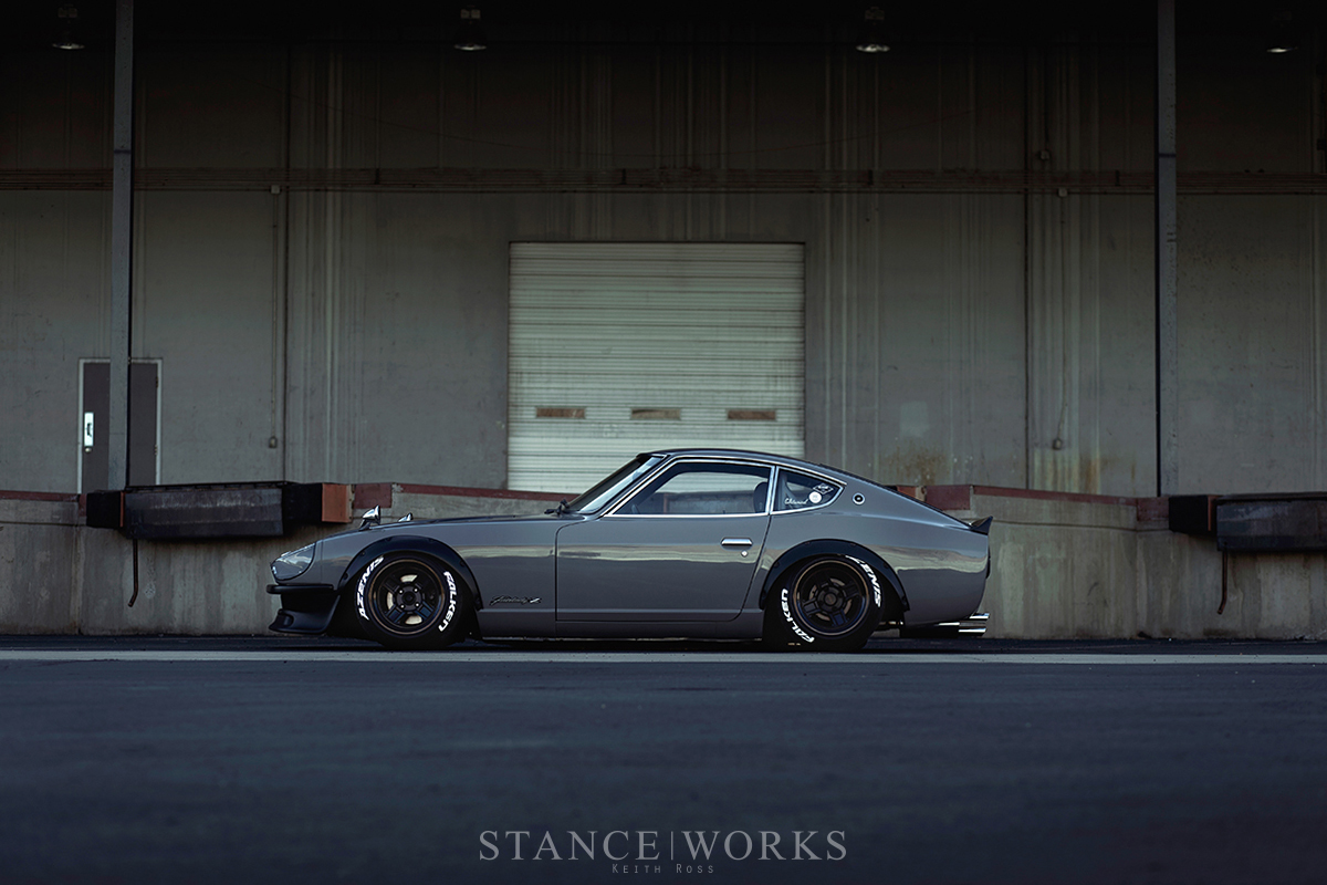 round 2 keith ross 39 s 1977 datsun 280z stanceworks. Black Bedroom Furniture Sets. Home Design Ideas