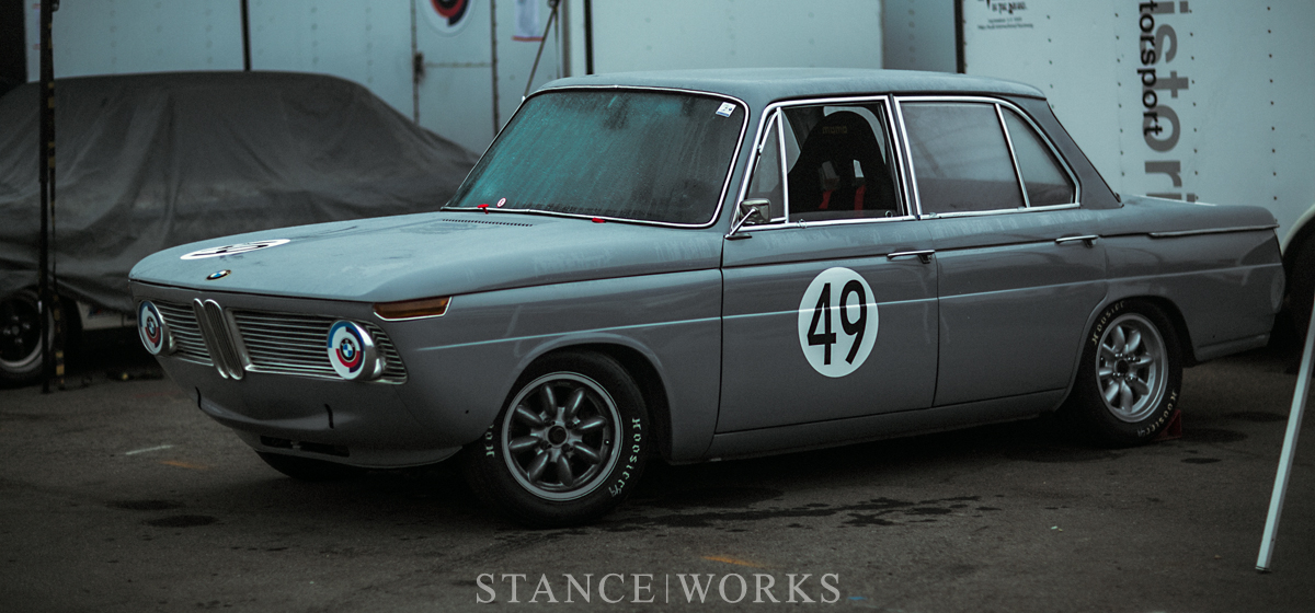 Aesthetics - Richard Meinig's 1965 BMW 1800 TiSA Touring Sedan