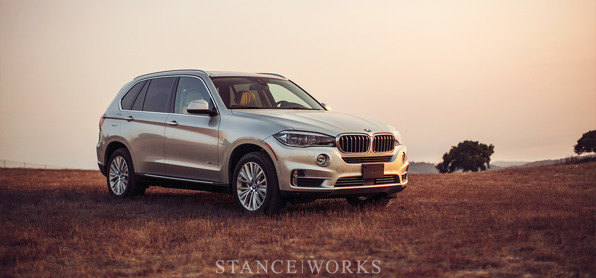First Impressions: The BMW X5 xDrive40e