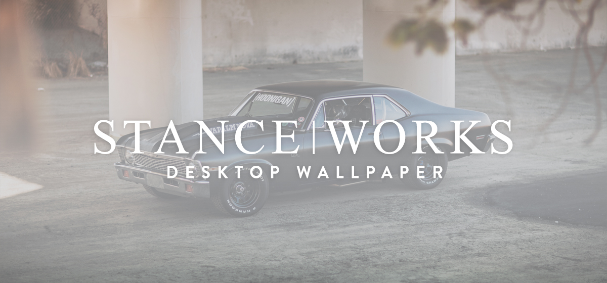 "StanceWorks Wallpaper - Brian Scotto's ""Napalm Nova"""
