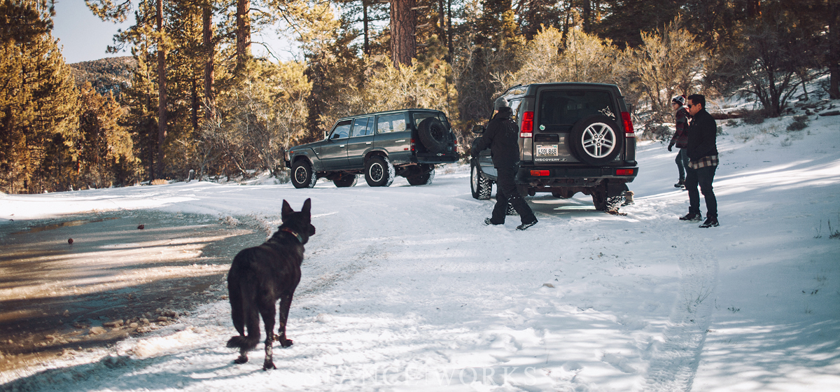 StanceWorks Off Road - First Snowfall in Big Bear