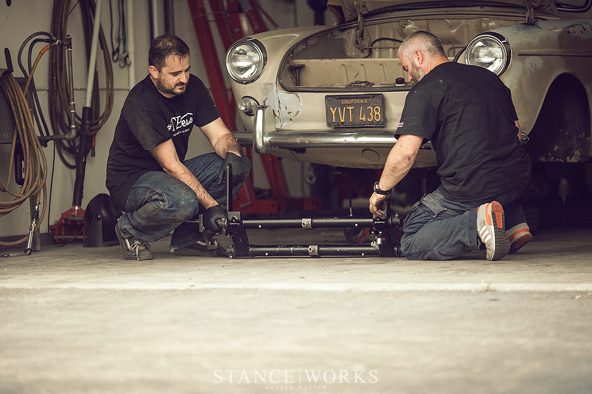 vw-aircooled-beam-installation