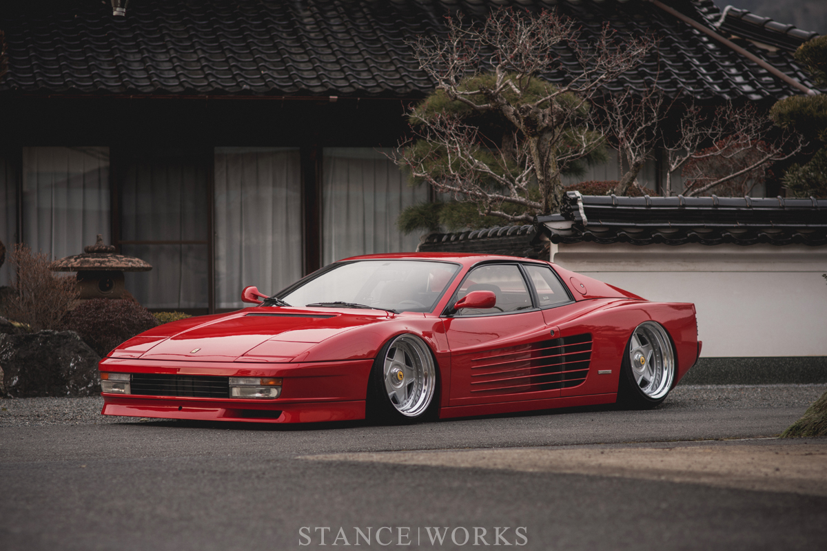 What Makes A Car Quot Cool Quot Kazuki Ohashi S 1989 Ferrari