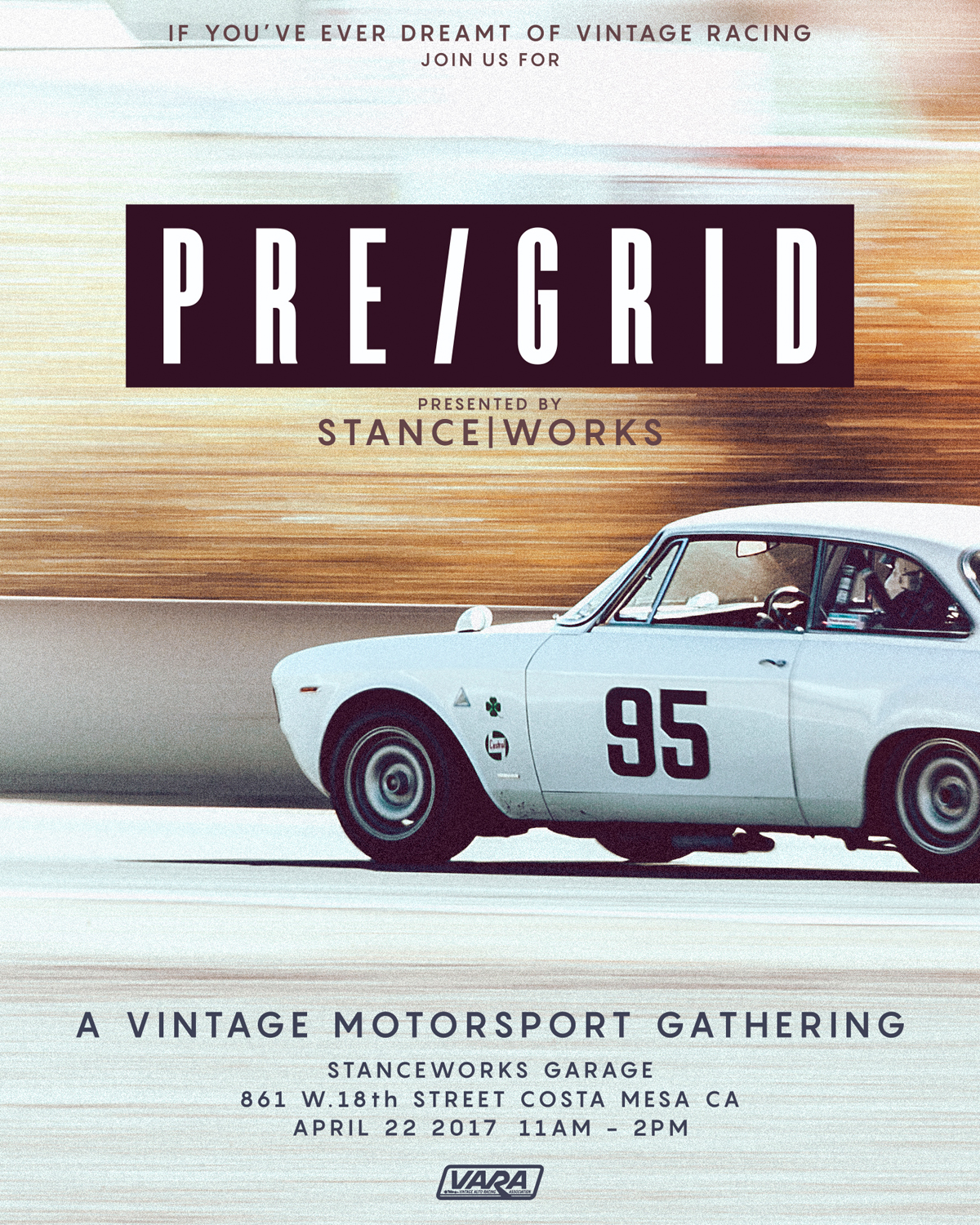 PRE/GRID – April 22 at the StanceWorks Headquarters – Move Ten ...