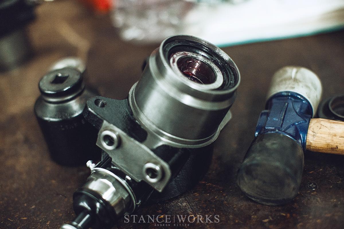 Mini Cooper Stance >> StanceWorks - Restoring our 1969 Mk2 Morris Mini