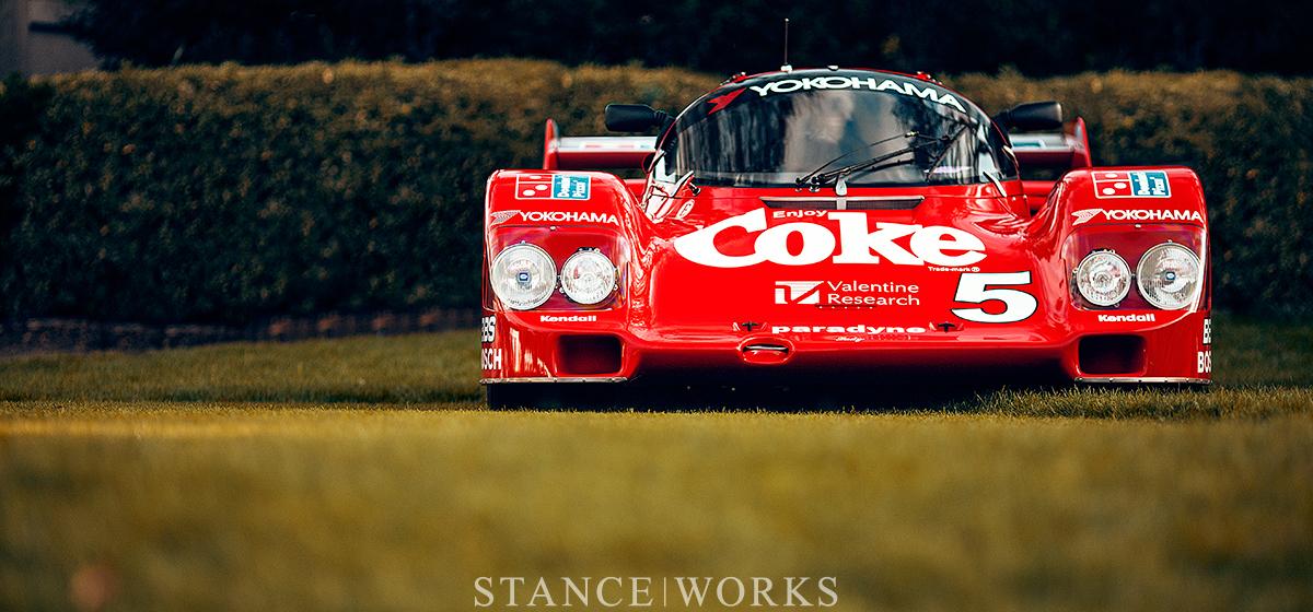Aesthetics - Jerry Vento's No. 5 Bob Akin Motor Racing Porsche 962