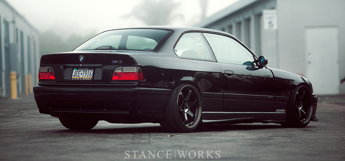 Shop Hangs - Khalil Kassem\'s 1995 BMW M3
