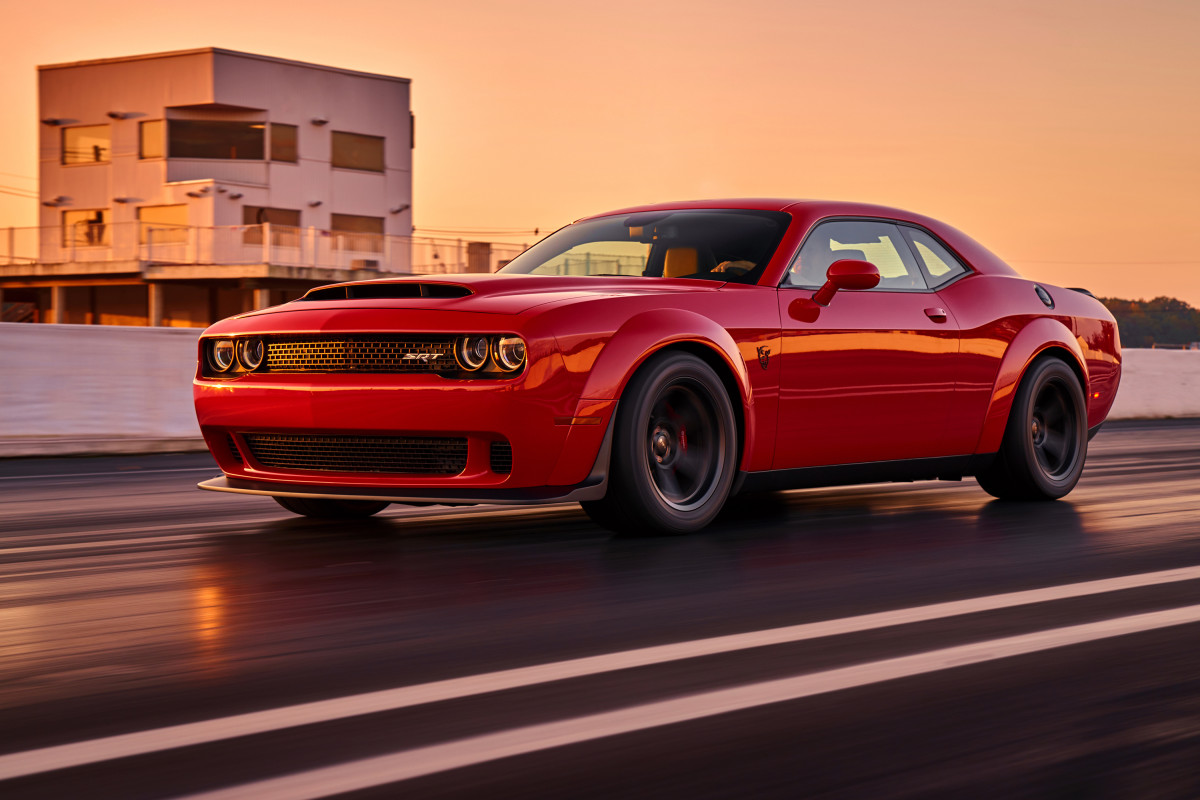 Here\'s Why The Dodge Demon is One of the Most Badass Cars Ever.