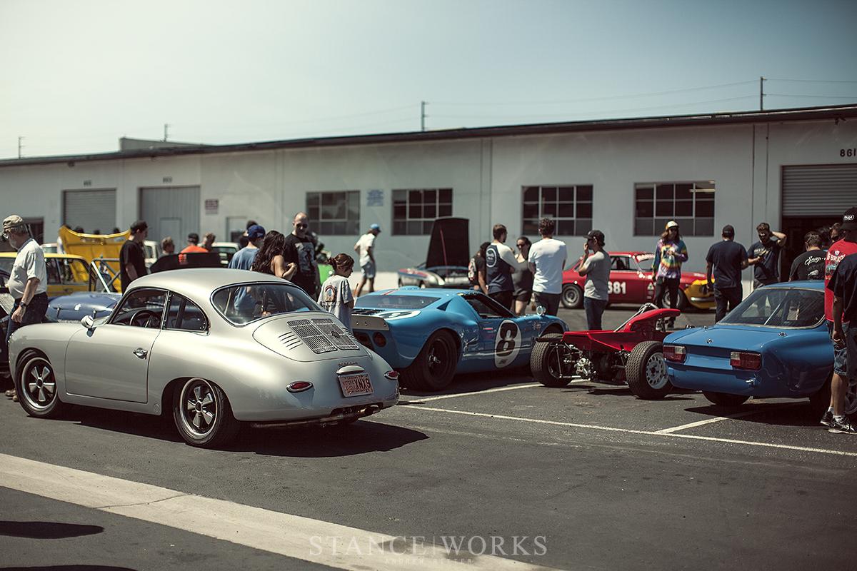 PRE/GRID 2017 - A Vintage Motorsport Gathering - StanceWorks