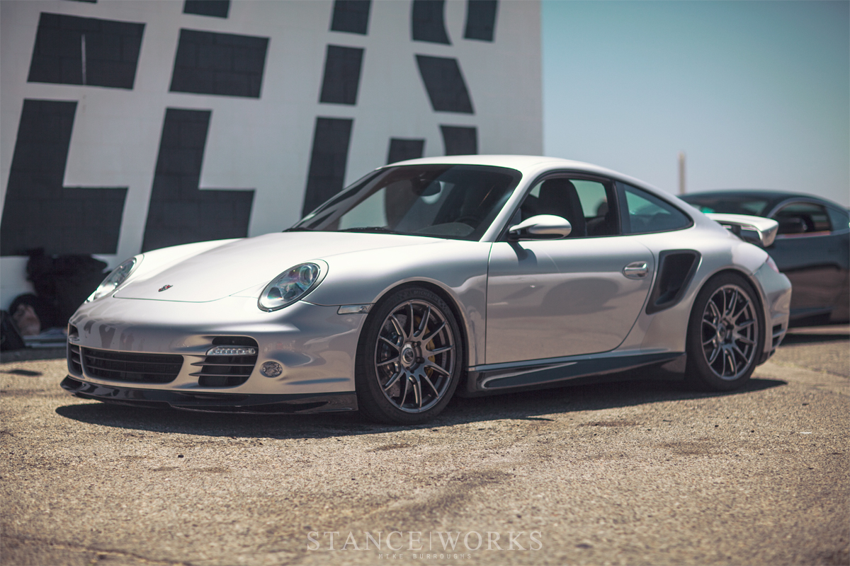porsche 911 turbo 997 kw shakedown stanceworks. Black Bedroom Furniture Sets. Home Design Ideas