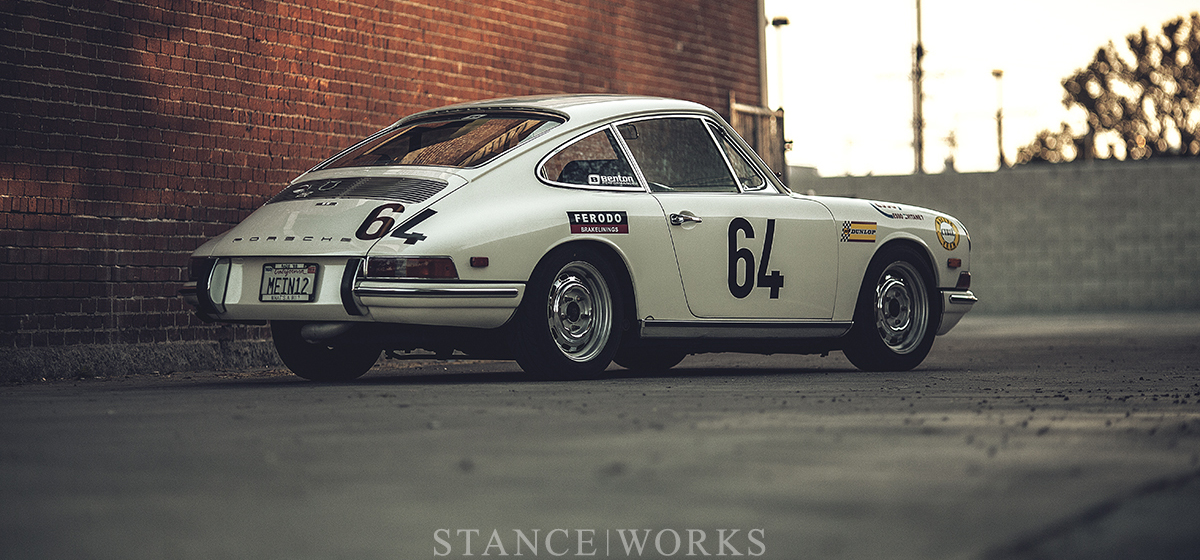 A look at the Benton Performance Porsche 912 - \'Mein12\'