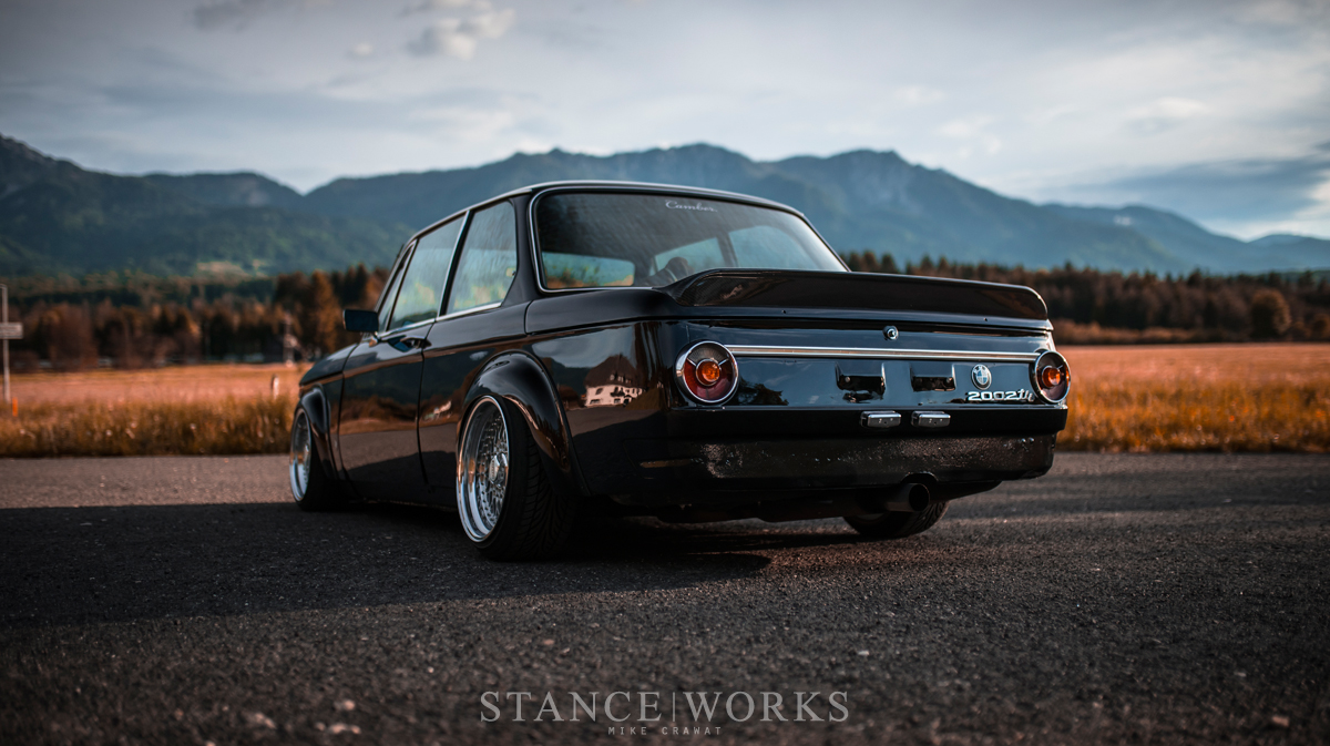 To The Point Oliver Grimme S 1973 Bmw 2002 Tii