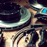 "A StanceWorks How-To: Installing a Tarox 6-Piston Big Brake Kit on the ""Parts Car"" BMW E28"