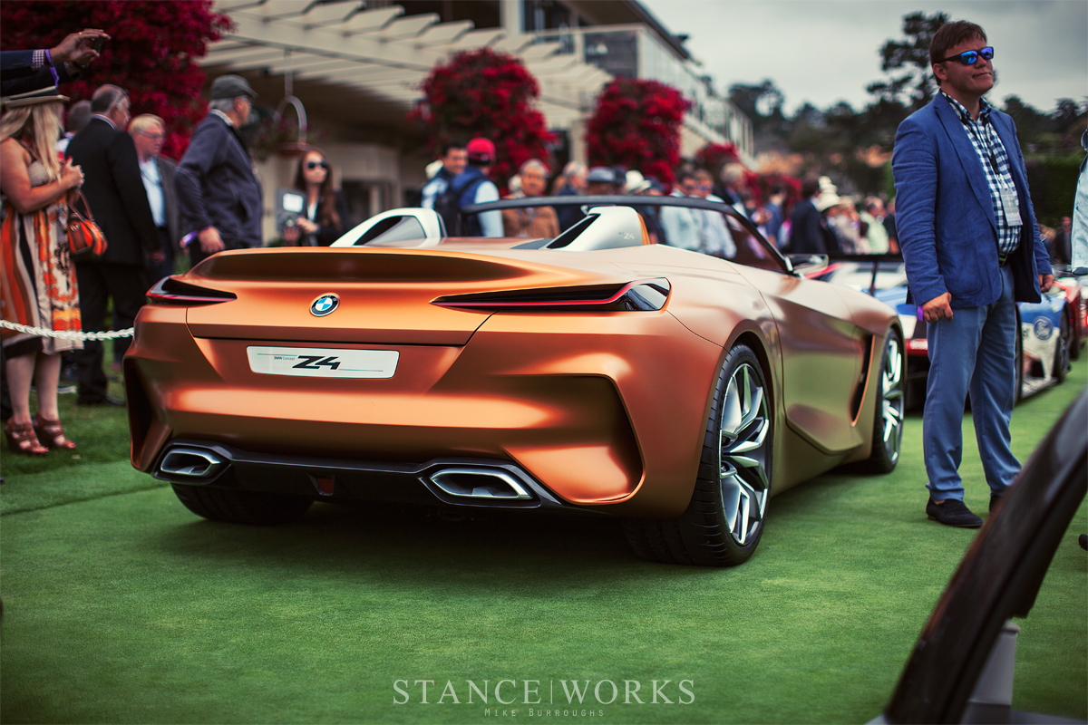 Unveiled The Bmw Concept Z4 Roadster Stanceworks