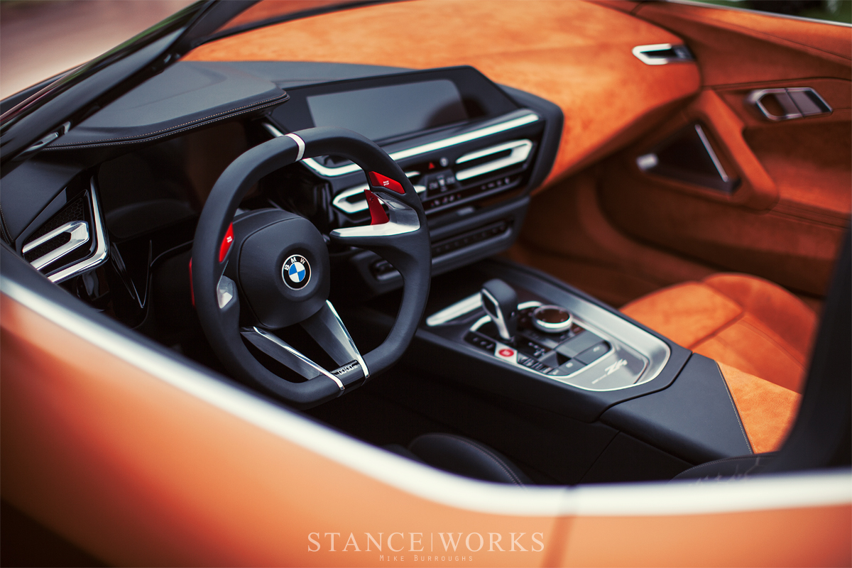 Unveiled The Bmw Concept Z4 Roadster Stanceworks Com