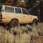 Breaking Trail - The StanceWorks Project 6.0 LS-Swapped FJ60 Land Cruiser Heads to Big Bear, CA