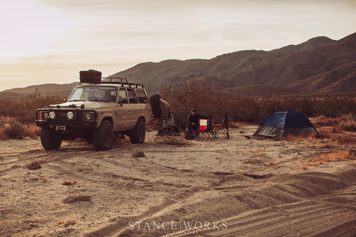 Fj60 Camping Offroad Overlanding Southern California