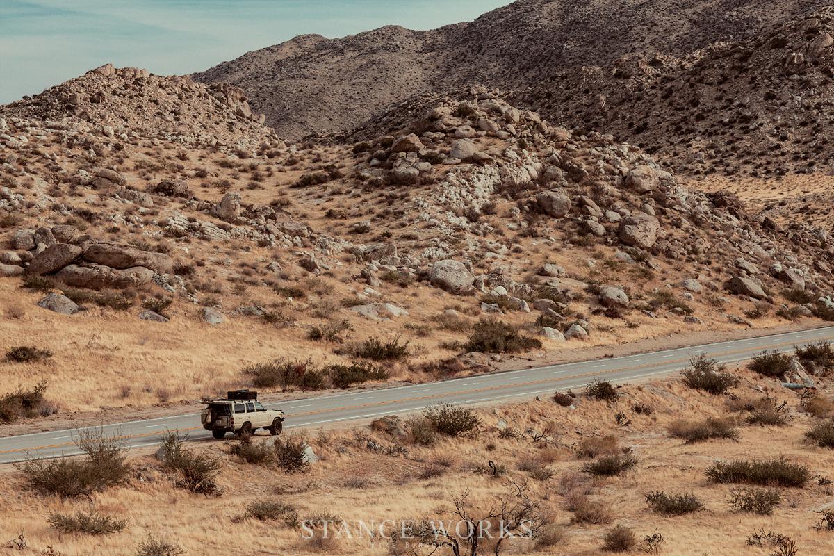 From Anza Borrego To The Salton Sea
