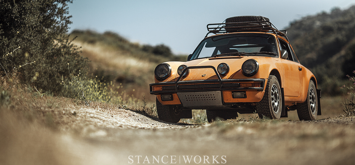 The Making Of Luftauto S Safari Porsche 911 Rally Car