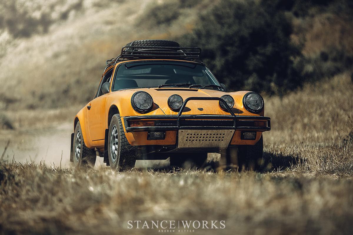 The making of luftauto 39 s safari porsche 911 rally car - Safari car wallpaper ...