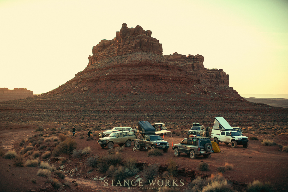 StanceWorks Off Road – A Lust For Dust In The Deserts Of