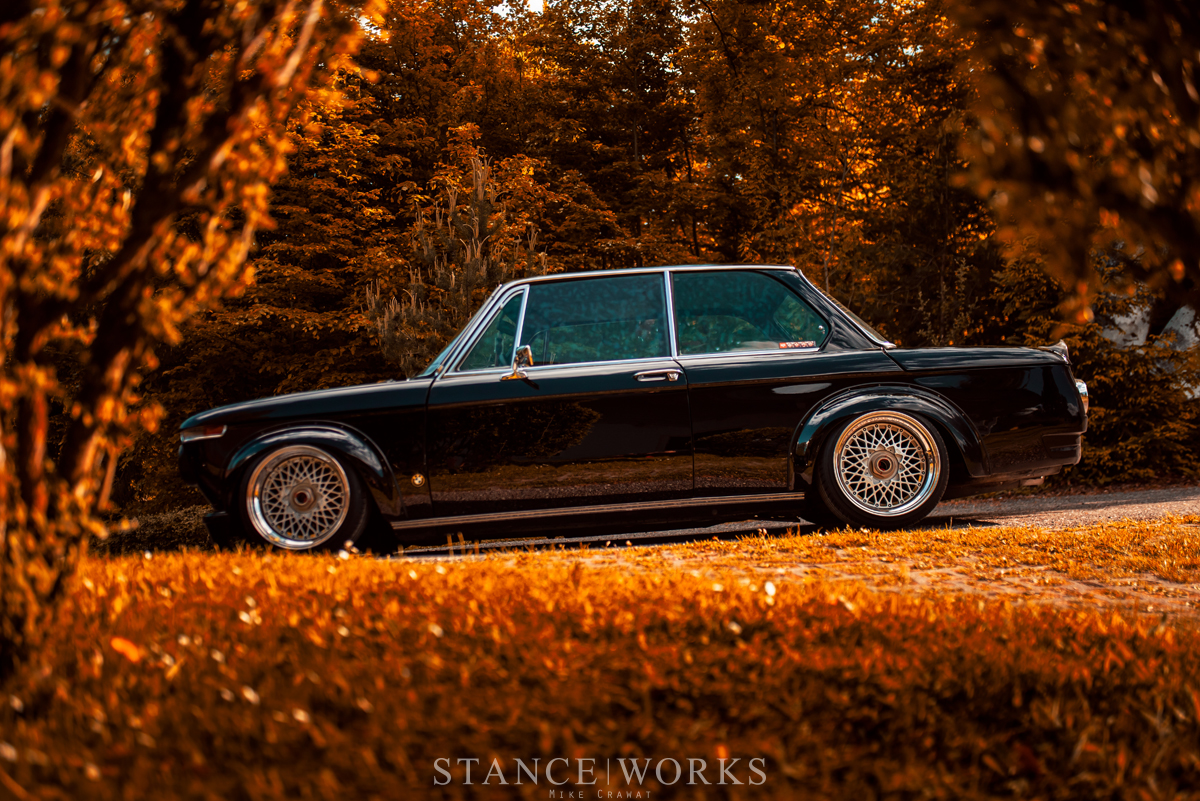 Paying Respects - Revisiting Olli Grimme's 1973 BMW 2002 ...