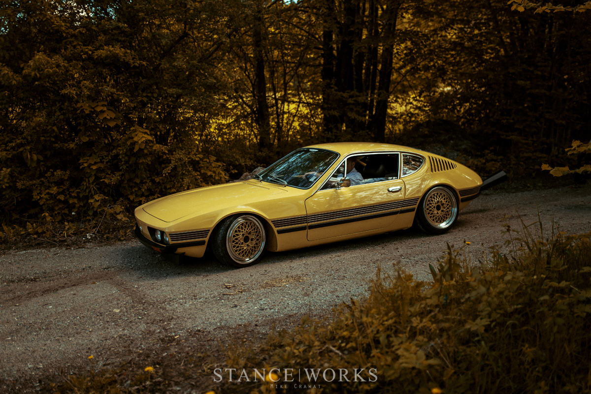 From Brazil With Love Thomas And Martin S 1973 Volkswagen Sp2