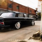 American Standards - The Eurowise Turbo LS-Swapped 1969 Mercedes W108 280s