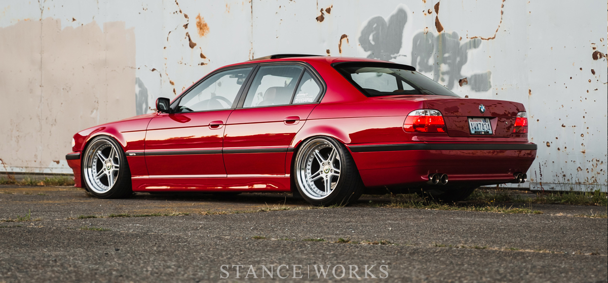 Never Enough Scott Johnson S Supercharged M5 Powered E38