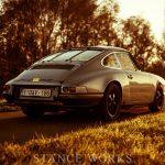 #AFlat6LoveAffair - Bart Kuyken's 1970 Porsche 911 2.2T