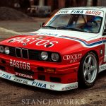 Bastos' Best - Michel Willems's 1987 BMW E30 M3