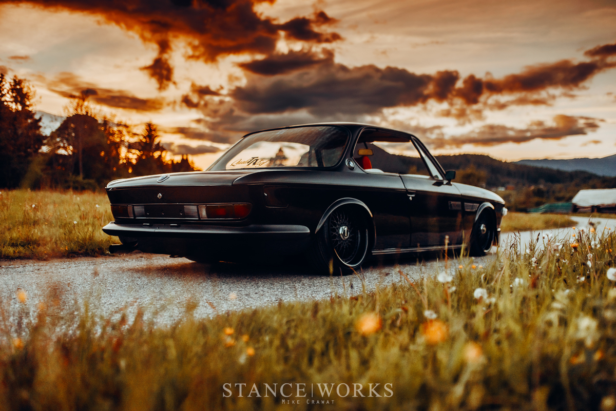 Blacked Out - A Second Look at Alex Steff's BMW E9 3.0 ...