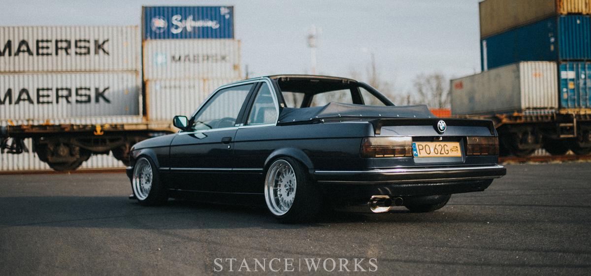 Bmw E30 1987